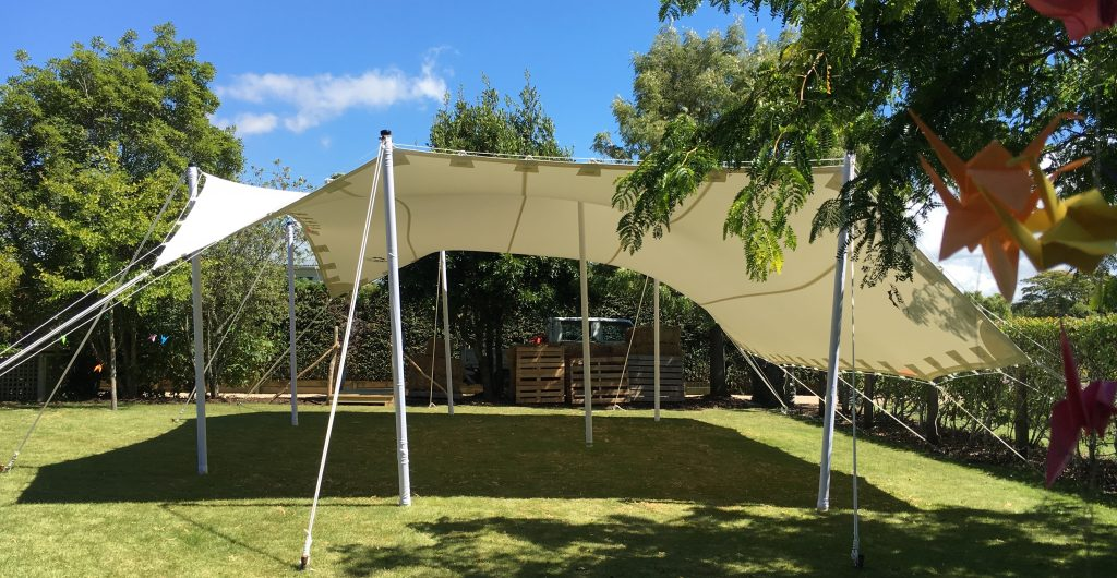 Flexitent 7.5x9m (67.6m2). Total target price, including GST $ 1,190